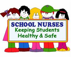 School nurse keeping students healthy and safe
